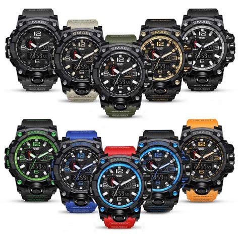 Jam Tangan Quiksilver Z043 Orange smael jam tangan digital luminous 1545 black orange jakartanotebook
