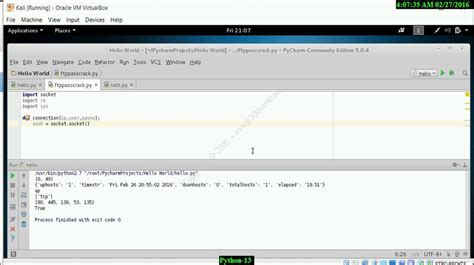 nmap python tutorial دانلود udemy introduction to python for ethical hacking