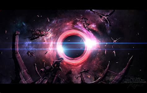 black hole by artistmef on deviantart