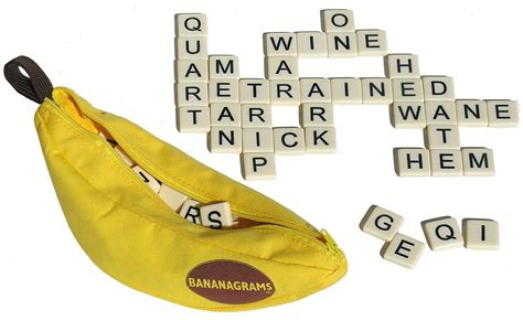 2 fruits that are anagrams of each other bananagrams s office supplies