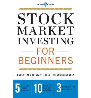 To Market Recap Beginner Cookbook by Stock Market Investing For Beginners Tycho Press