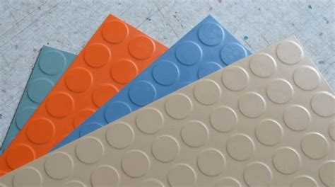 Residential Rubber Flooring: Rubber Tiles, Rolls and Mats
