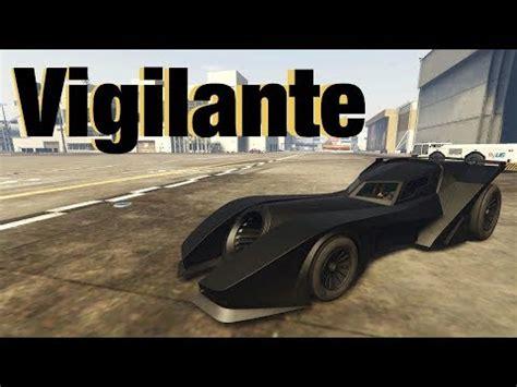 gta v: new vigilante (gameplay/showcase) youtube