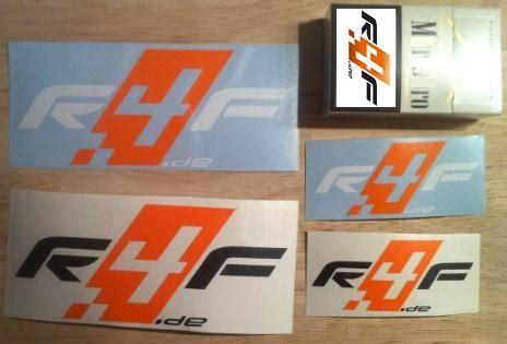 Aufkleber Bestellen Mit Logo by Aufkleber R4f Logo Bestellen Racing4fun