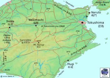 tokushima (prefecture) wikitravel