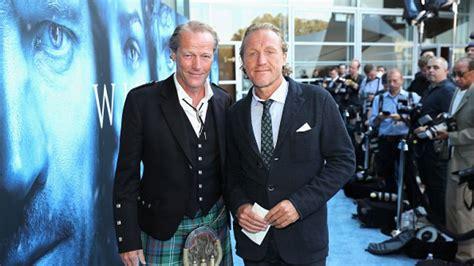 actor mormont game of thrones jorah mormont actor iain glen confirms very good news