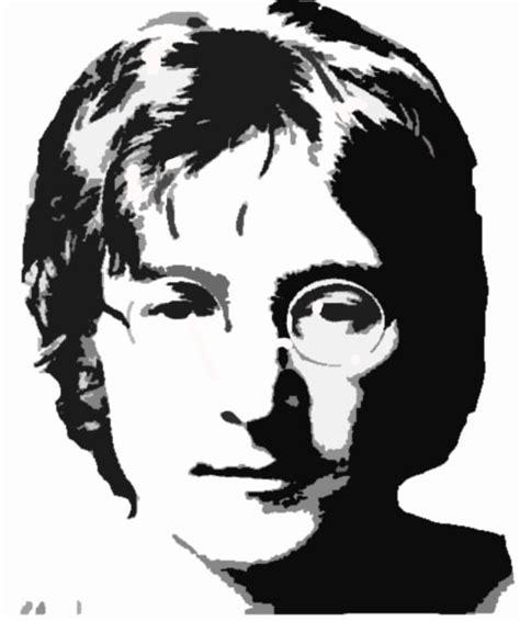 imagenes en blanco y negro de john lennon john lennon by aaev4 on deviantart