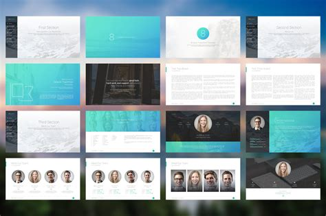 powerpoint template inspiration 20 outstanding professional powerpoint templates