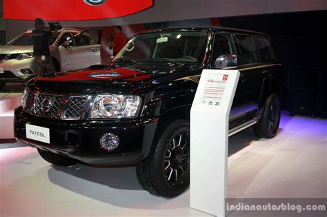 nissan patrol super safari 2016 nissan at the philippines international motor show 2014