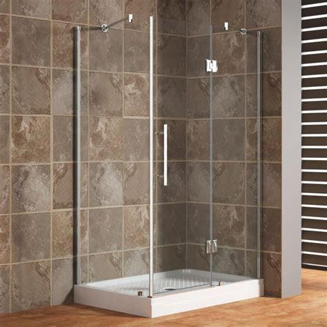 Corner Shower Doors Glass Best 25 Corner Shower Enclosures Ideas On Corner Showers Glass Shower And Small