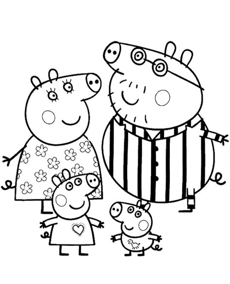 peppa pig easter coloring pages peppa colouring books 20 to print and color for free