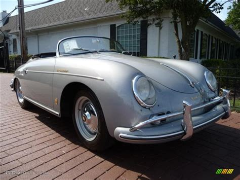 1958 silver porsche 356 1600 speedster 28706124 photo 3 gtcarlot car color galleries