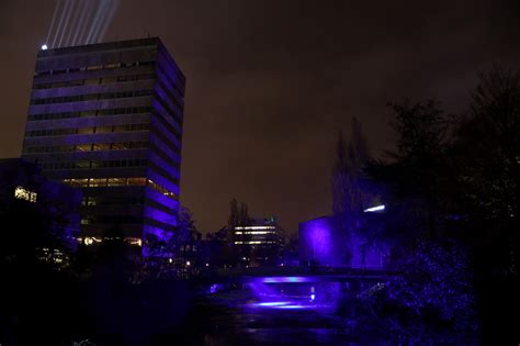 Philips Wandlen Binnen by Fotoverslag Glow Eindhoven 2017 Reizen Reistips