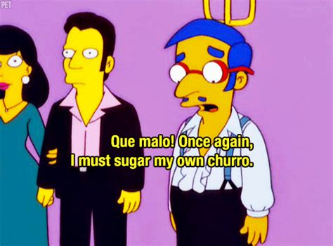 simpsons moments    coming  milhouse page  dorkly post