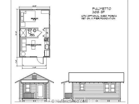 guest cottage floor plans historic shed cottages tiny houses historic shed florida