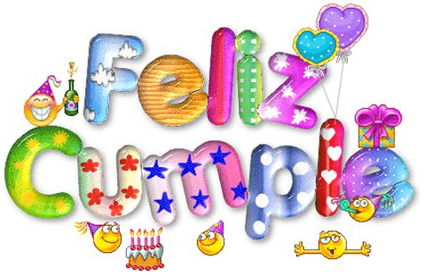 Imagenes Gif Cumpleaños | gifs de feliz cumplea 241 os im 225 genes animadas de cumplea 241 os