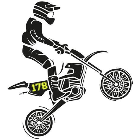 Aufkleber Baby Motorrad by Motorrad Startnummern Aufkleber Neongelb Ziffern H 246 He 13