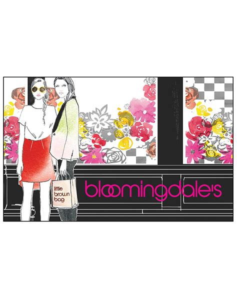 Bloomingdale Gift Card - bloomingdale s shoppers e card bloomingdale s
