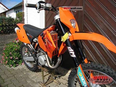 2006 Ktm 450 Exc Specs Ktm 450 Exc Racing 2006 Specs And Photos
