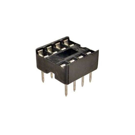 what is an integrated circuit socket 8 pin ic socket 8 pin ic base buy in india robomart