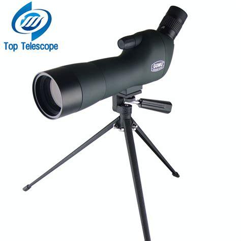 Gomu Spotting Monocular Telescope With Tripod 20 X 60 X 60 ჱgomu 20 60x60ae zoom hd ツ 175 adjustable adjustable monocular telescope spotting scopes with