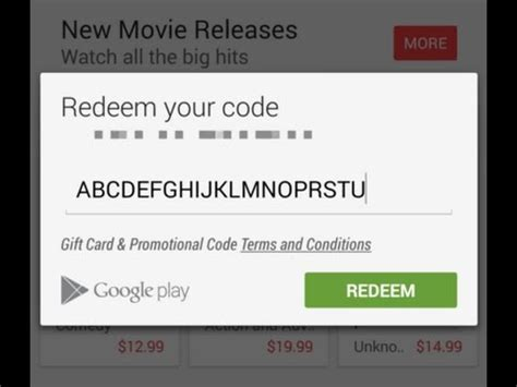 Play Store Redeem How To Get Free Playstore Redeem Code