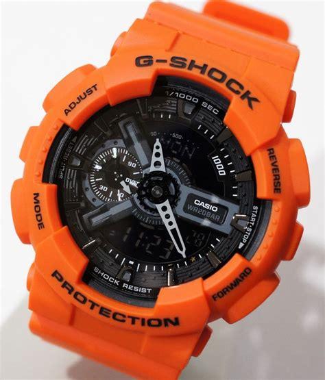 G Shock Black Orange m 225 s de 1000 im 225 genes sobre we ve got the time en