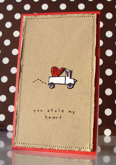 Sweet Handmade Cards - 25 happy valentine s day cards lovely ideas for