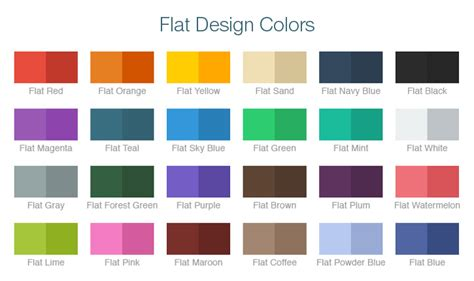 color design palette importing flat material design color palette into gimp