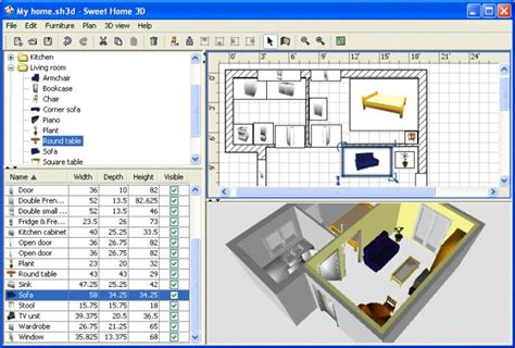 home design software free full version sweet home 3d download