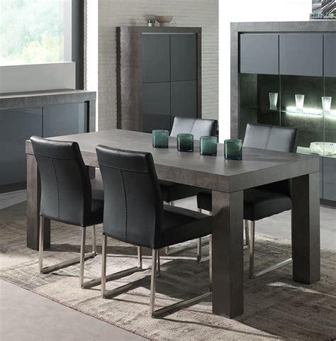 Table De Jardin Colorée by Table Imitation Beton Maison Design Wiblia