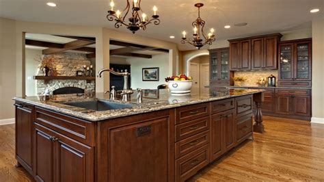 Large Kitchen With Island Kitchen Sink Handles Large Kitchen Islands Tables Large