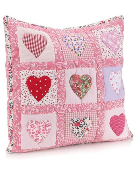 Patchwork Cushions Patterns - 25 best ideas about patchwork pillow on