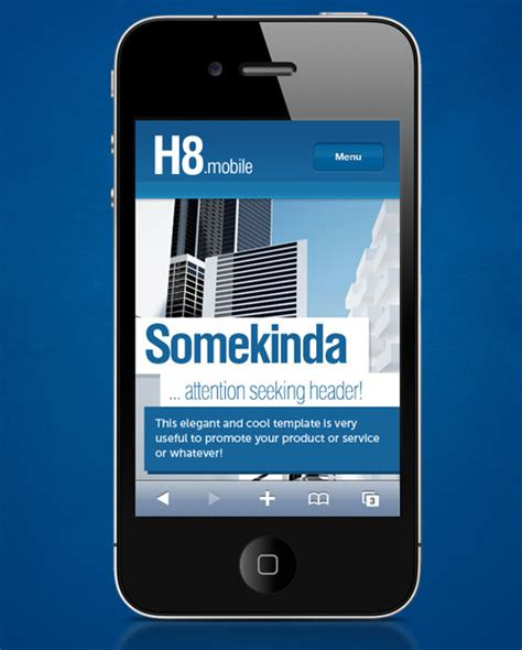facebook themes in mobile 28 high quality mobile themes for wordpress hongkiat