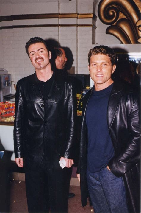 George Michael Buys More For Dallas by George Michael S Pals Hopeful After Renewed Friendship