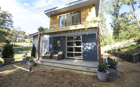 Laying The Foundation For A Tiny House Movement In Georgia Ti And Tiny House In Atlanta
