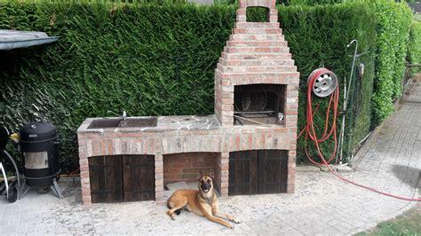 grill gemauert best fundament with grill gemauert ofen