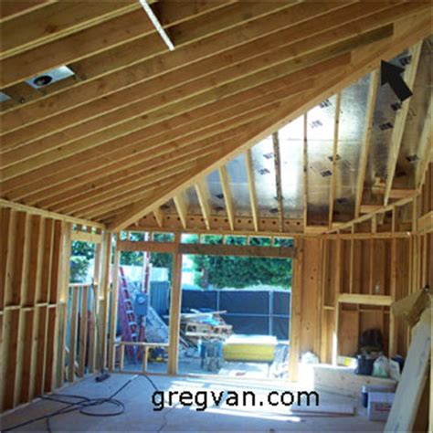 Hip Roof Vaulted Ceiling Vaulted Hip Ceiling