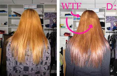 do you wash hair before coloring it clairol shimmer lights before and after brown hairs