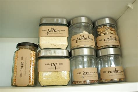 Pantry Shelf Labels by Free Shape Of The Week Printable Pantry Labels Images