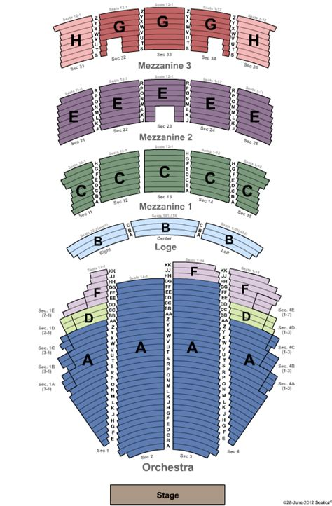 paramount theater seattle seating chart the king seattle tickets cheap the king