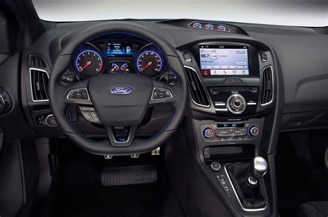 ford focus interior 2016 2016 ford focus rs interior photo 6