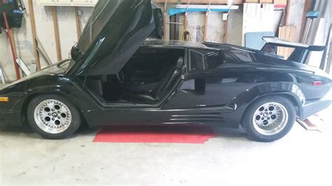 1989 Lamborghini For Sale 1989 Lamborghini Countach 25th For Sale