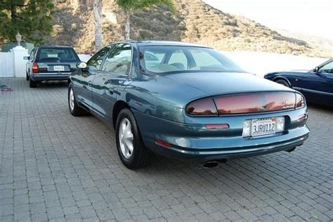 how to sell used cars 1995 oldsmobile aurora head up display sell used 1995 california oldsmobile aurora sedan 4 door 4 0lleather loaded rare in