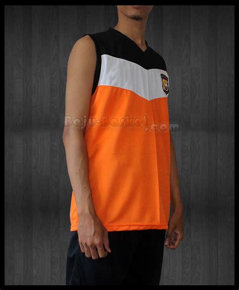 Buat Baju Basket Desain Baju Basket Polres Bengkulu Jb 22