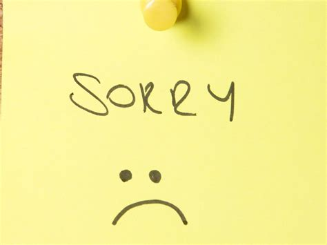 im sorry why i m tired of saying sorry