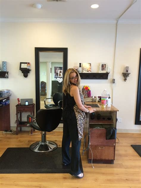 Vanity Box Salon by The Vanity Box Salon Hairdressers 4242 S Alameda St