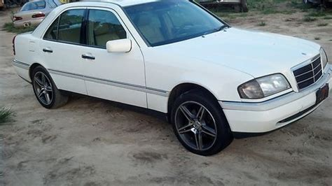 how to work on cars 1997 mercedes benz c class interior lighting purchase used 1997 mercedes benz c230 base sedan 4 door 2 3l parts or repair in smithfield