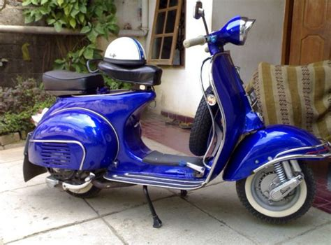 Modifikasi Vespa Biru by 1000 Ideas About Scooters For Sale On