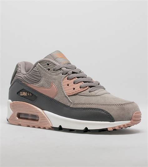 Nike Airmax 90 Goldsilver nike air zoom 90 it womens silver gold